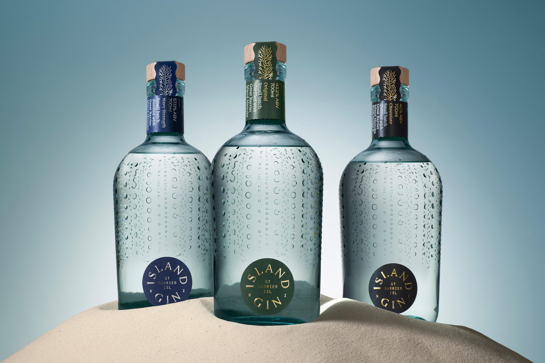 BEST AWARDS Island Gin 2