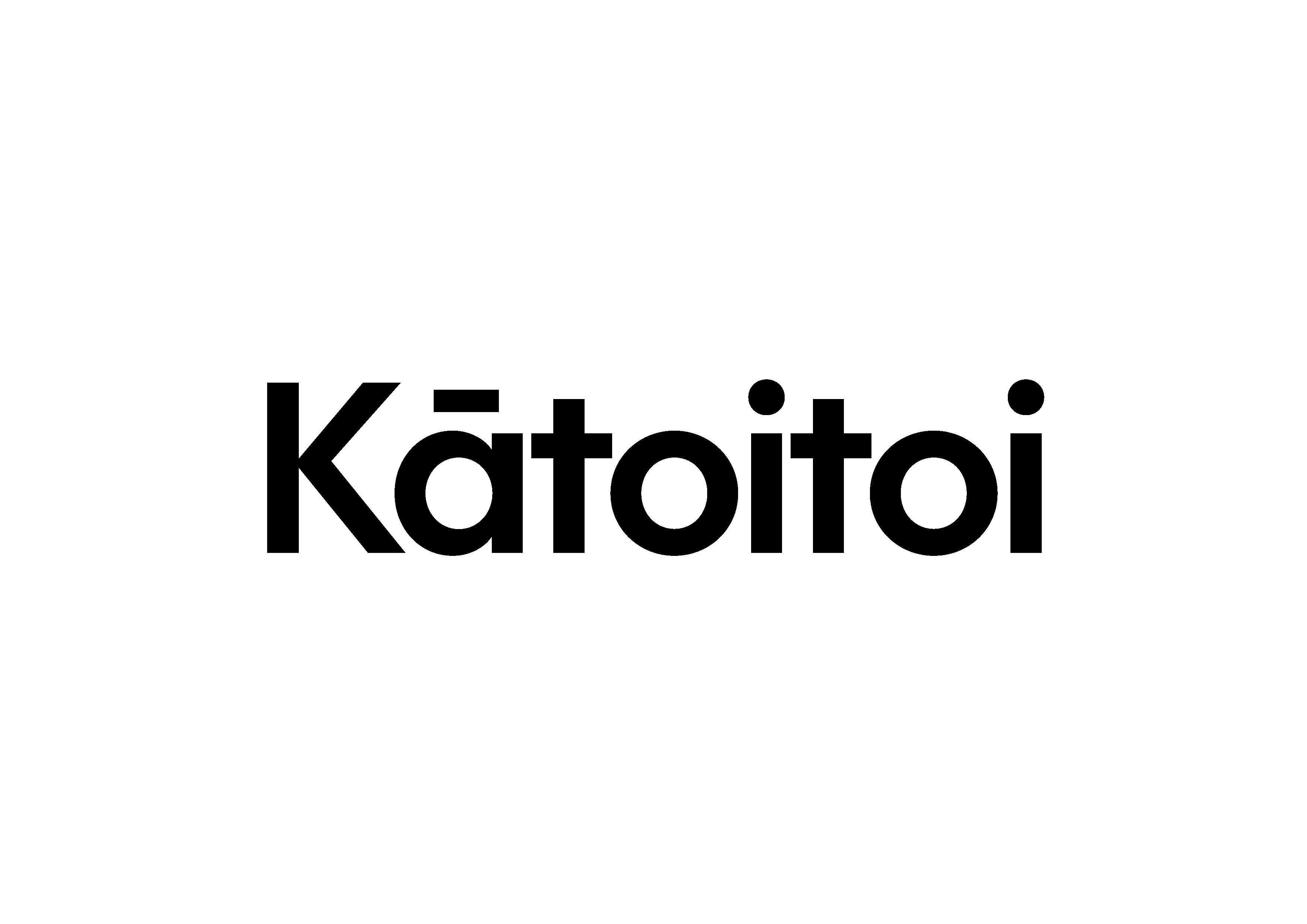 Kātoitoi Logotype IDML