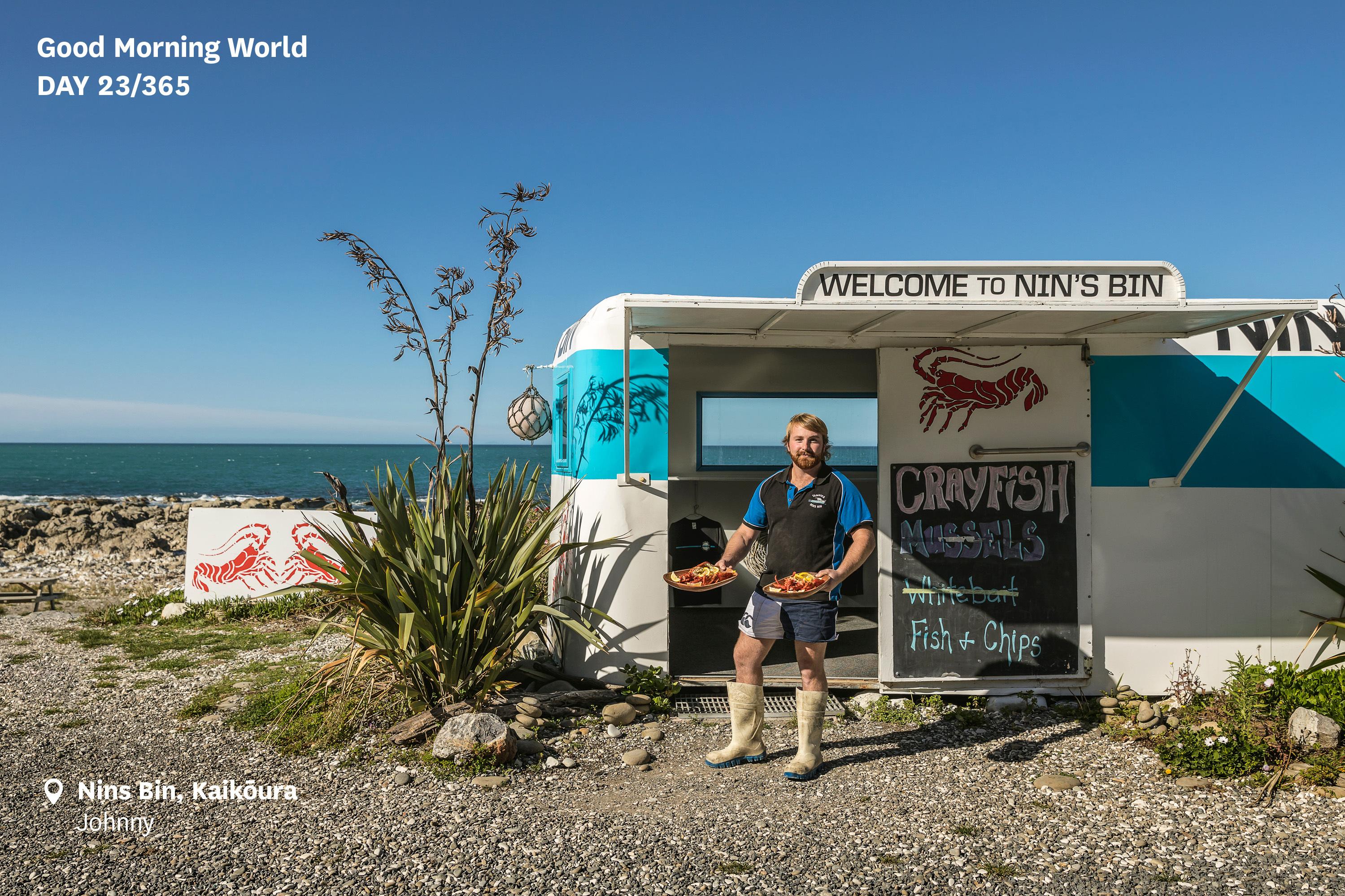Tourism New Zealand GMW11