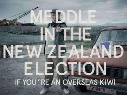 Every Kiwi Vote Counts Meddler