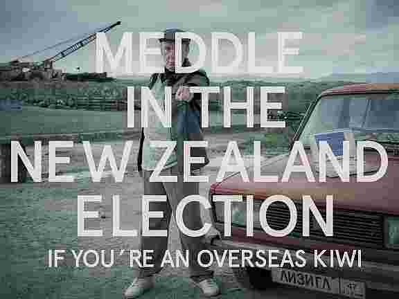 Every Kiwi Vote Counts Meddler