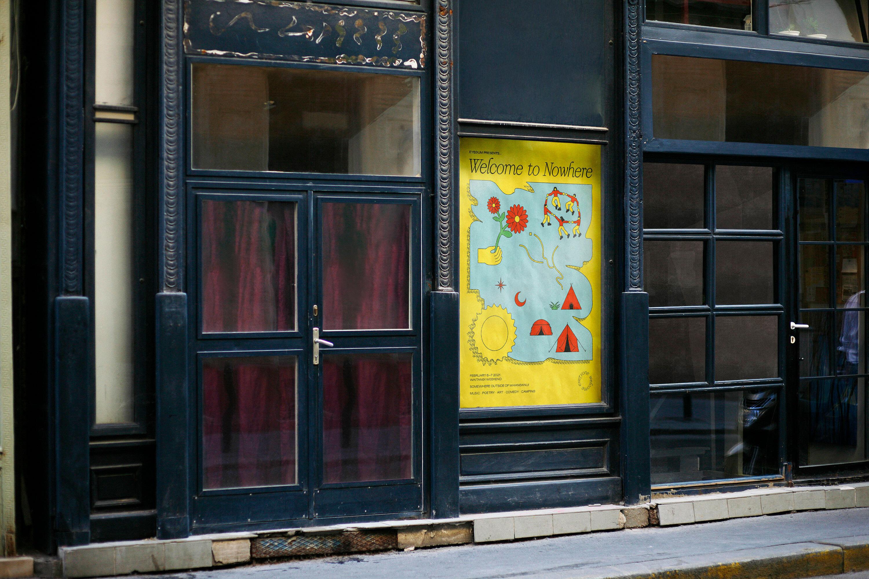 W2n street poster